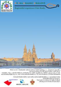 přednáška Camino na kolečkách @ Křesťanské rodinné centrum Sedmikráska z.s. | Hradec Králové | Královéhradecký kraj | Česko