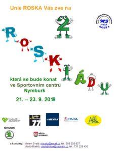 2. Roskiáda @ Sportovní centrum Nymburk