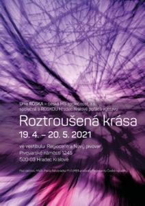 Výstava Roztroušená krása @ vestibul Regiocentra Nový pivovar | Hradec Králové | Královéhradecký kraj | Česko